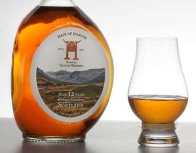 Hair of Hamish Scotch