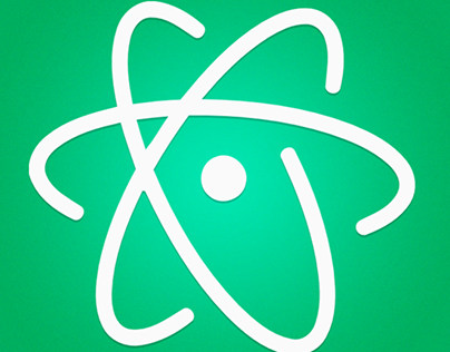 Atom Editor Icon Redesign