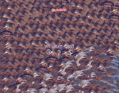 Goldlink At What Cost Alternate Cover