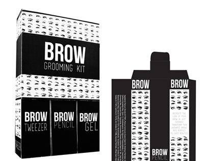 Brow Grooming Kit