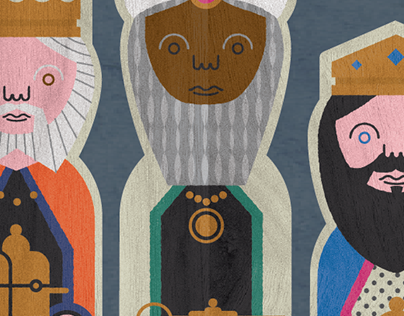 Nativity Prints