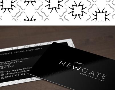 Newgate Dental Logo Design