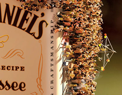 Jack Daniel's Tennessee Honey - Swarm