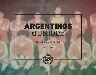 Somos Futboleros - Temp 2 - Cap 12 - Argentinos Juniors