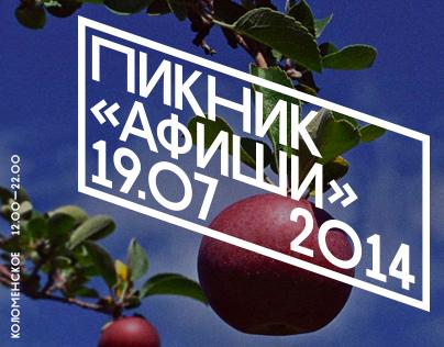 Afisha Picnic 2014 website
