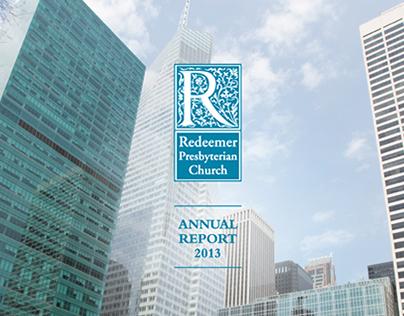 Redeemer Annual Report 2013