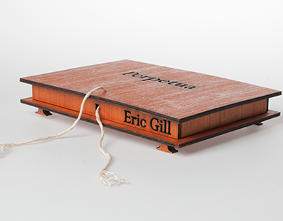 'Perpetua' by Eric Gill - Type Specimen