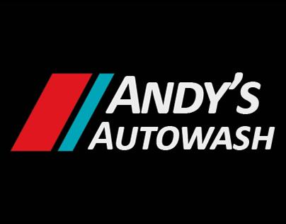 Andy's Autowash Rebrand
