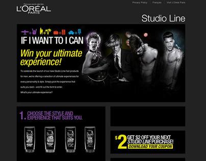 Studio Line Contest