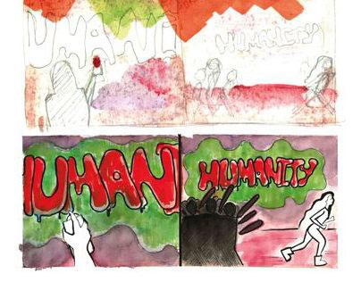 Women for democracy (illustrations & comics)