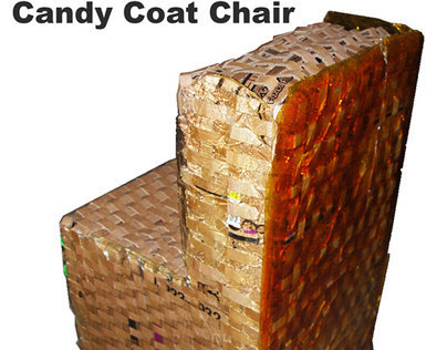 Candy Coat Chair