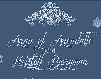 Wedding Invitation, Escort Card, & Menu