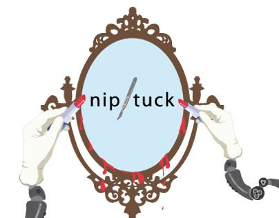 nip/tuck series posters