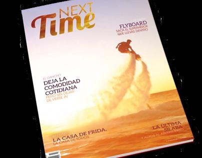 Next Time - Magazine