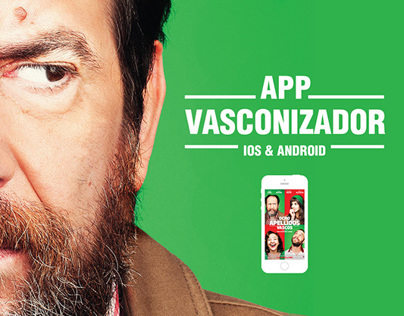 "8 apellidos vascos - ""Vasconizador"""