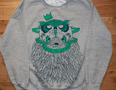 Fresh to Death Clothing - Sweatshirt