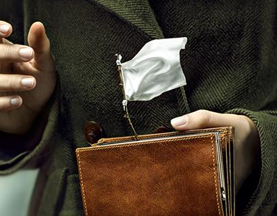 MiniGo.lt white flag