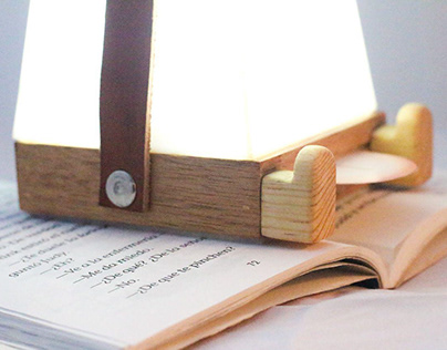 Lucío Lee - Lamp design