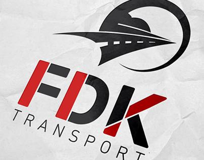 FDK Transport Branding