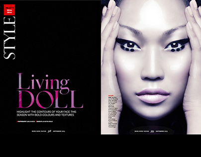 "Hong Tatler's ""Living Doll"" feature"
