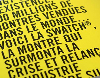 Brochure Swatch