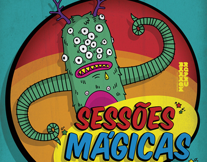 Sessões Mágicas - Braga Parque