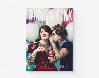 Things & Ink #5: The Celebration Issue