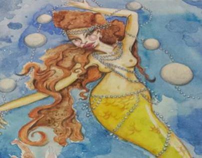 Mermaid Obssesion