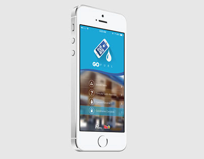 GO Fuel App Concept