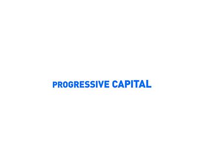 """Финансовая компания """"PROGRESSIVE CAPITAL"""", фирстиль"""