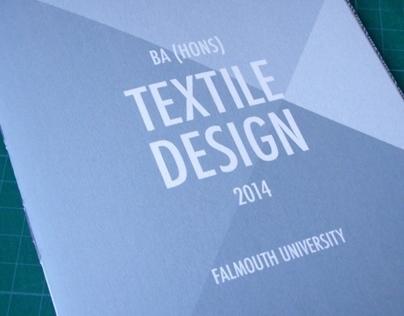 Textile Design Catalogue 2014