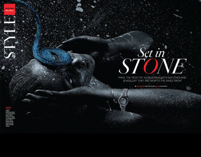 "Hong Kong Tatler's ""Set in Stone"" feature"