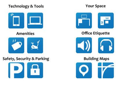Icon Set - HQ Navigator