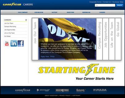 Goodyear Careers Website