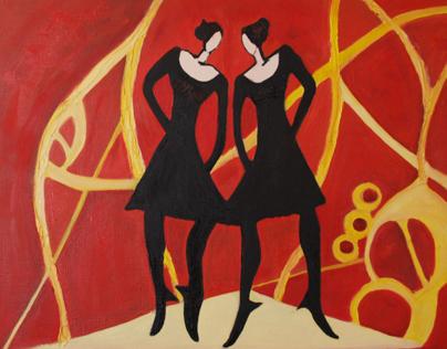 It's Time to Dance // Es ist Zeit zu tanzen