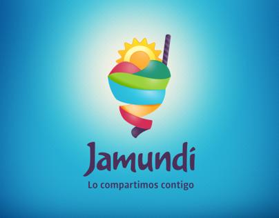 JAMUNDI • LOCAL BRANDING