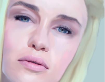 Daenerys Targaryen - Painting
