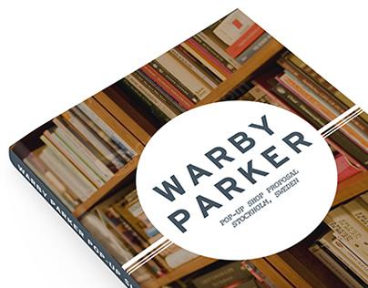 WARBY PARKER Pop-Up Shop