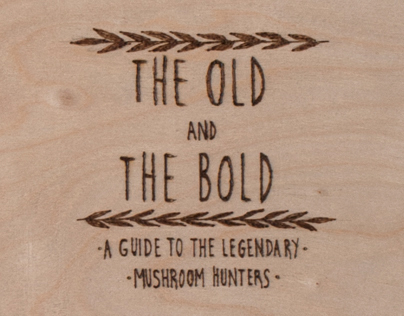 The Old and the Bold