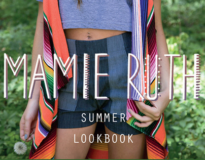 Mamie Ruth Lookbook