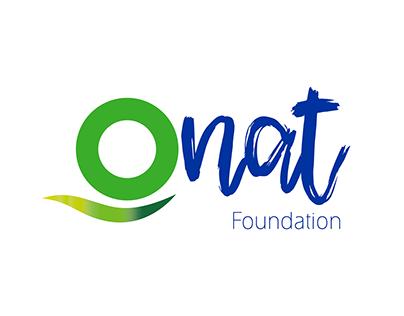 Branding Marca Ona't foundation