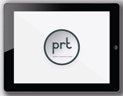 PRT - Patient Responsive tablet