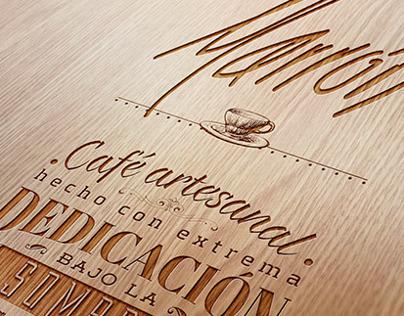 Café Marrón - Brand and Packaging