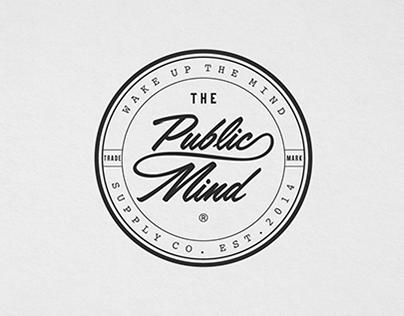 The Public Mind Logo Concept