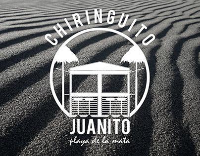 Logo para Chiringuito  [] Beach bar logo