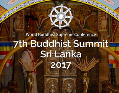 Creative Directore - World Buddhist Summit 2017