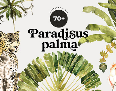 Tropical Animals & Patterns By:Lana Elanor