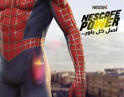 Nescafe power Campaign