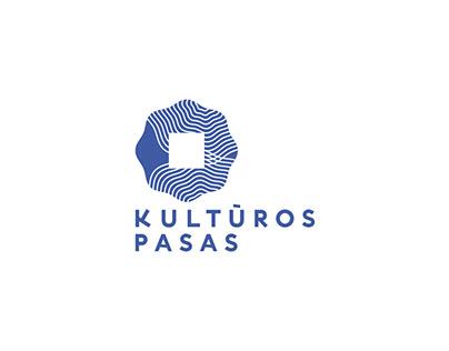 Kultūros pasas logo