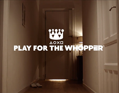 PS4 & BK - Play For The Whopper
